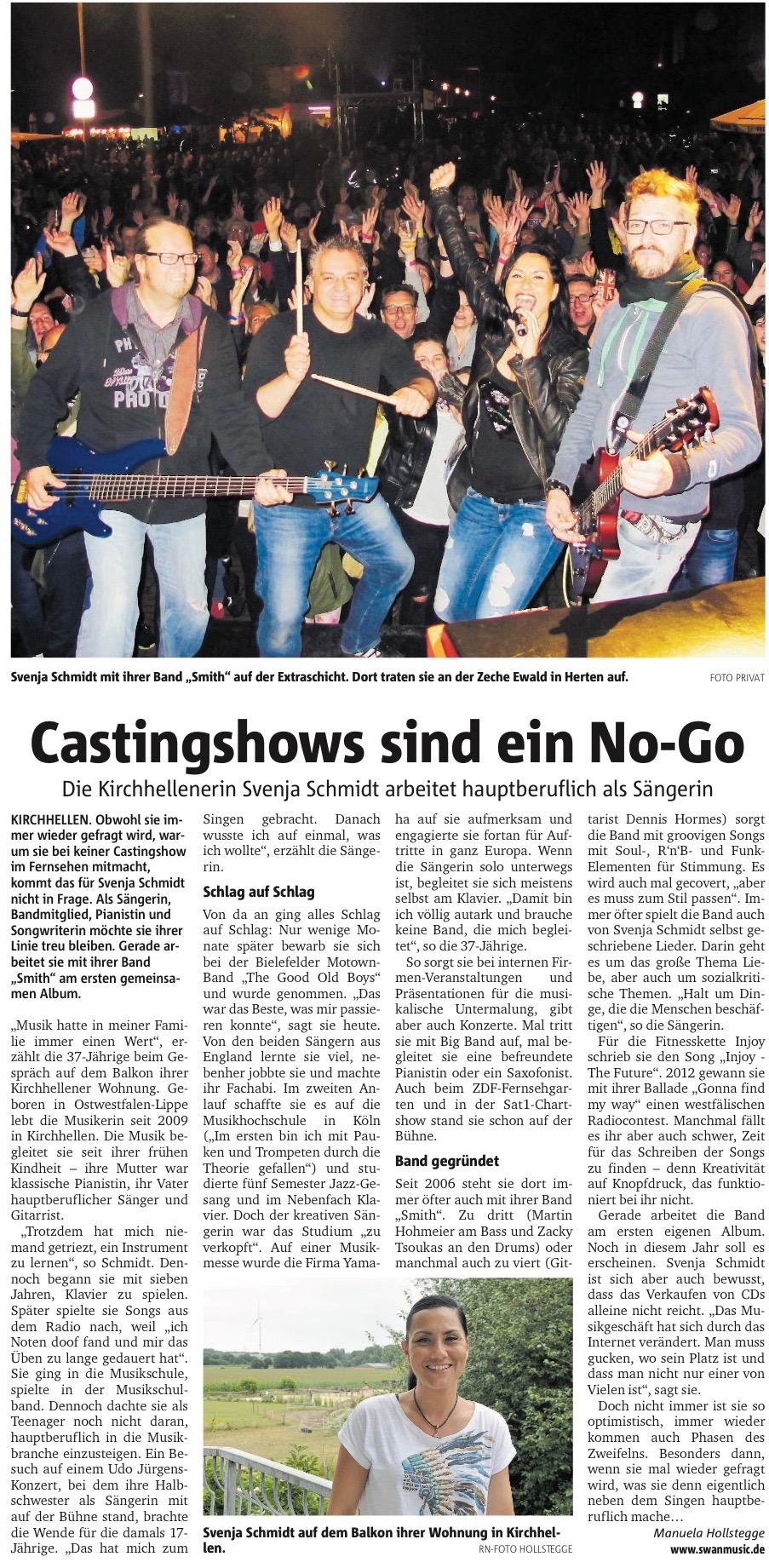 Bericht Dorstener Zeitung